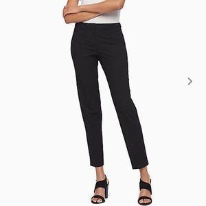 Calvin Klein Black Suit Pants